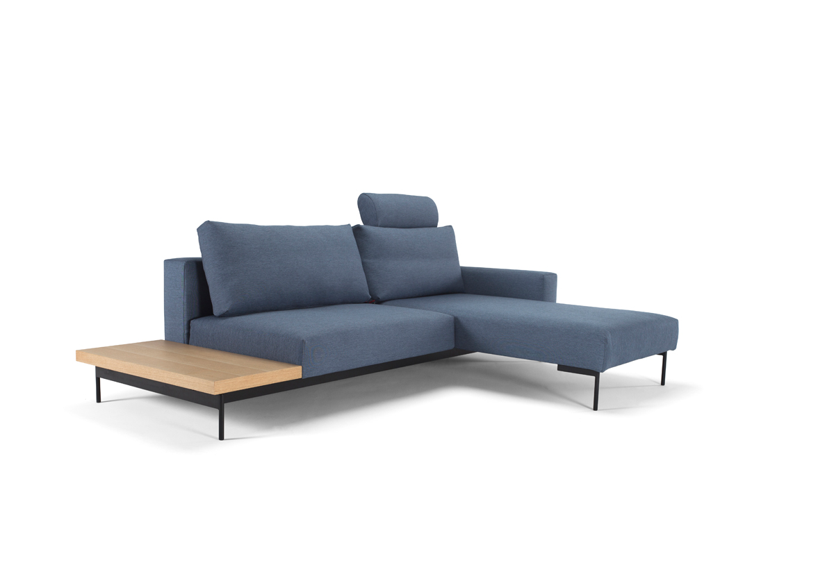 Bragi with Side Table Sofa bed