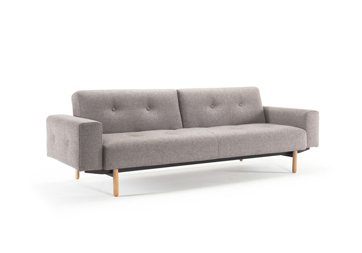 Buri Sofa bed with Arms
