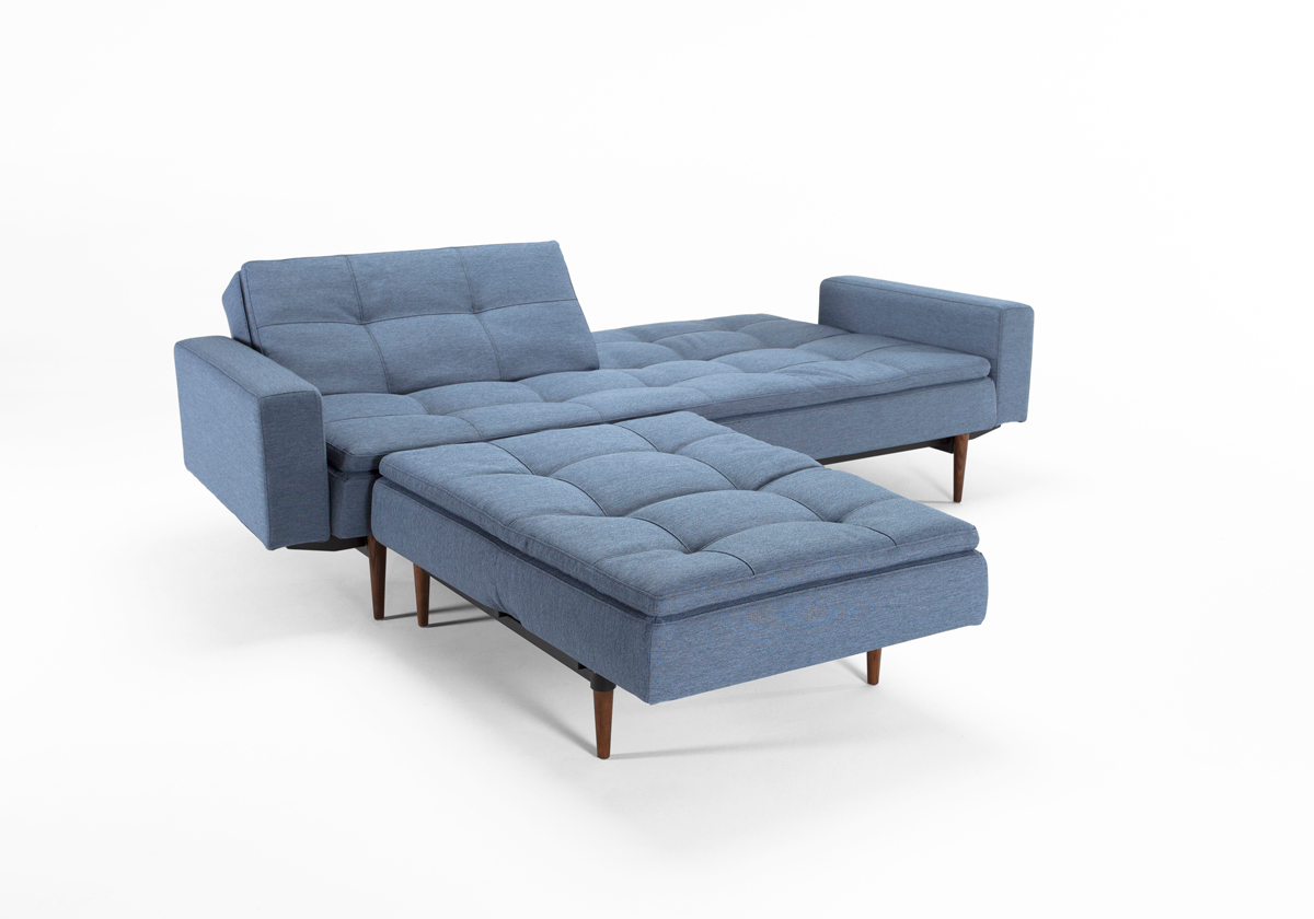 Dublexo with Arms Sofa bed