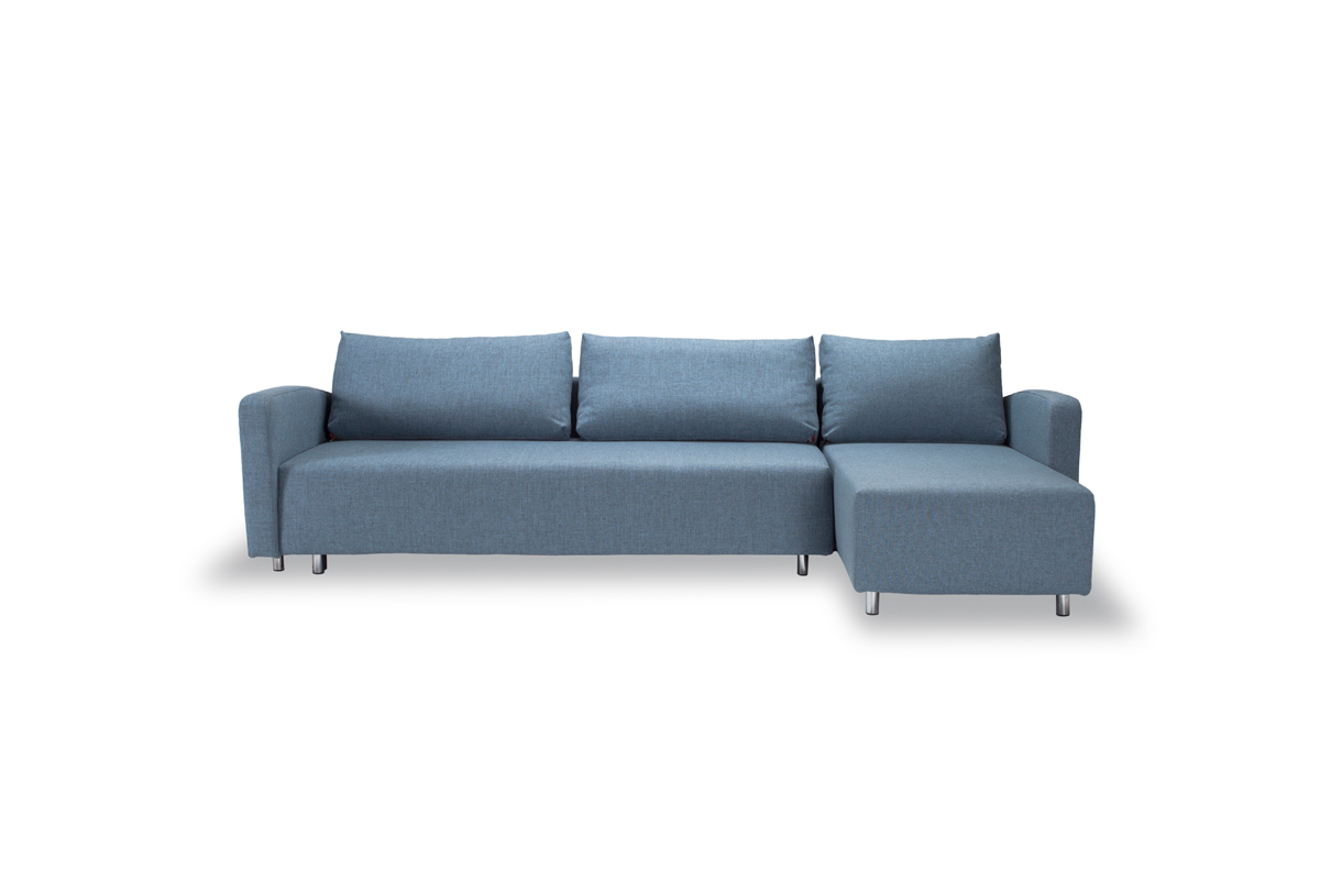 Pyx Curve Arms Sofa bed